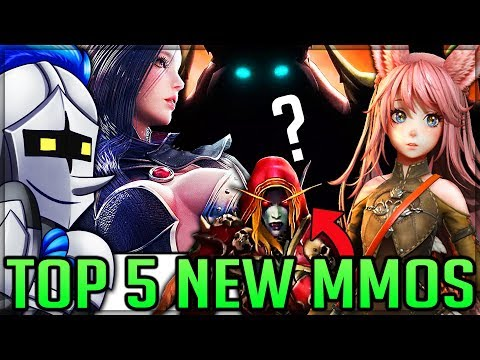 THE TOP 5 NEW MMOs Coming In 2020! #top5mmos #top5mmorpgs #mmorpg #newmmo