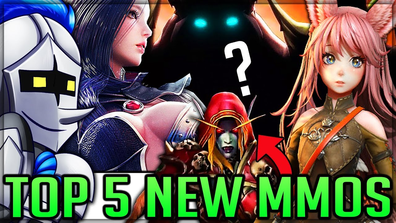 Best New Mmorpg 2020.The Top 5 New Mmos Coming In 2020 Top5mmos Top5mmorpgs Mmorpg Newmmo
