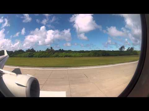 GoPro- Landing in Diego Garcia!!! (2013)
