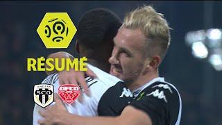 Angers SCO - Dijon FCO (2-1)  - Résumé - (SCO - DFCO) / 2017-18