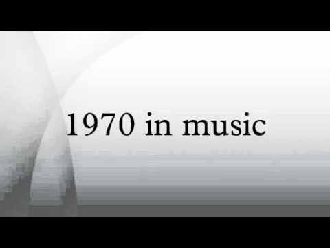 1970 in music