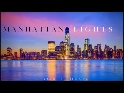 Manhattan Lights - Justin J. Moore