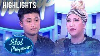 Janluis, nabigo na makuha ang boto ng mga Judges | Idol Philippines 2019 Auditions