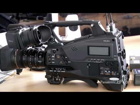 Test Panasonic HPX 371