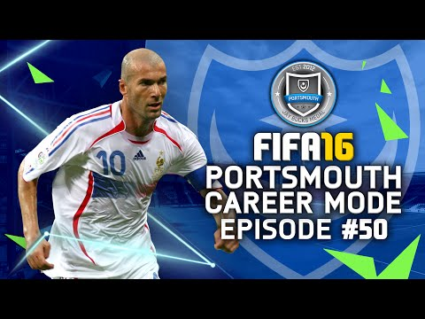 FIFA 16 | Portsmouth Career Mode #50 - THE NEXT ZINEDINE ZIDANE!!! #JayBucksRTGCareerMode