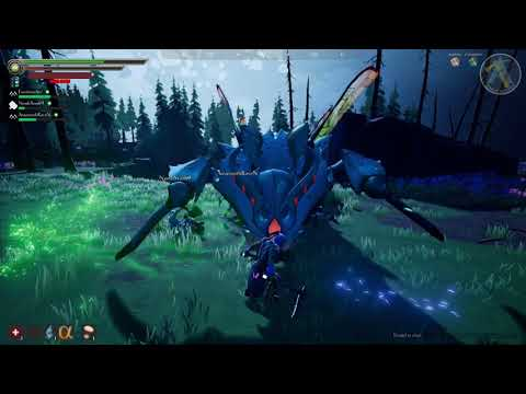 Dauntless - World First Rezakiri Kill 15:42 [GENESIS] Guild