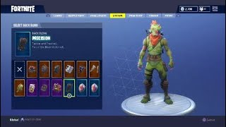 What happens when you refund a skin FORTNITE