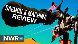 Daemon X Machina (Switch) Review (Video Game Video Review)