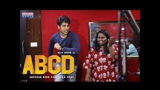 Allu Sirish And RJ Priyanka Dances For Muntha Kallu Song At RedFM Office | Madhura Audio