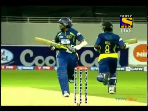 Pakistan vs Sri Lanka 2nd T20 Highlights   13th Dec 2013 ~~ Part -- 02