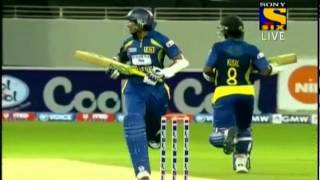 vuclip Pakistan vs Sri Lanka 2nd T20 Highlights   13th Dec 2013 ~~ Part -- 02