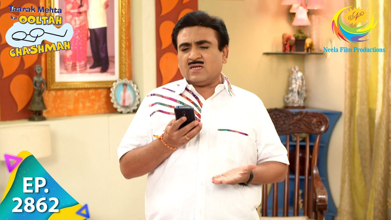 Download Taarak Mehta Ka Ooltah Chashmah - Episode 2862 - Full Episode