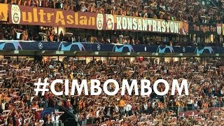Galatasaray VS Lokomotiv Moscow UCHL Live Moments at Ali Sami Yen Stadium - Ultras Way✔