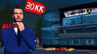 КУПИЛ ТОПОВЫЙ БИЗНЕС ЗА 30.000.000 рублей на НЕКСТ РП | NEXT RP MTA