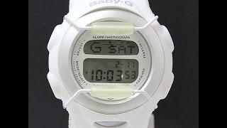 Огляд і налаштування годинника Casio Baby-g BG-097 [1564]