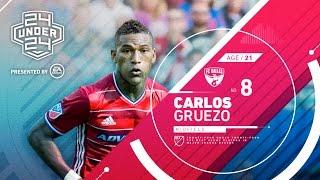 Carlos Gruezo | 24 Under 24 #8