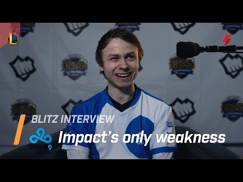 Jensen on why it's easier to work with Svenskeren and Impact's only weakness