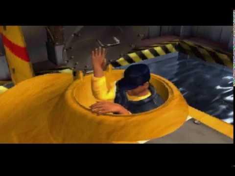 Deep Fear - Sega Saturn Full Gameplay / Longplay