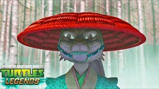 Черепашки-Ниндзя: Легенды - БЕЗУМНЫЙ УСАГИ (TMNT Legends UPDATE X)