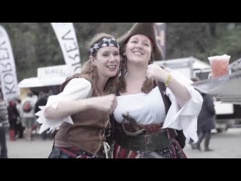 Looe Music Festival 2017 - faces & festival goers