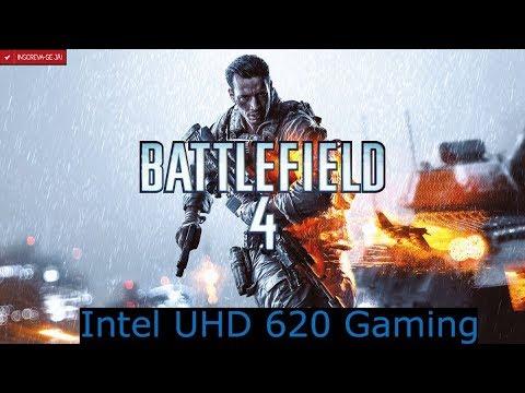 Battlefield 4 On Intel UHD Graphics 620