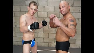 UNDERGROUND MMA Combat Sport Razor Rizzotti vs Chris Cage