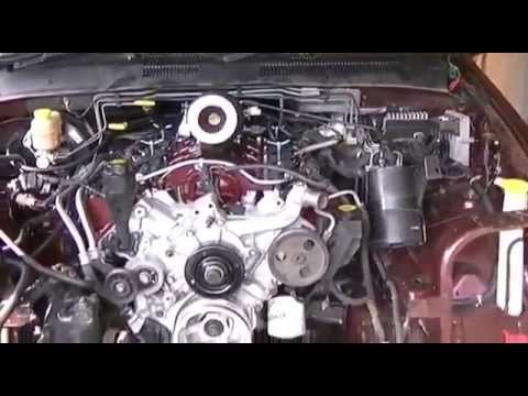 How To Start A Wj Jeep Grand Cherokee 4 7 V8 For The First