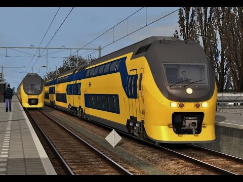 Train Simulator: Den Helder - Amsterdam Centraal with NS VIRM