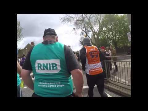 London Marathon 2016 - Full Course