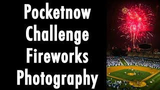 Pocketnow Challenge July: Best fireworks photo from a smartphone?