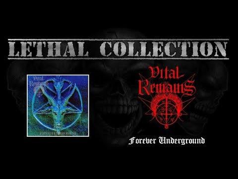 Vital Remains - Forever Underground (Full Album/With Lyrics)