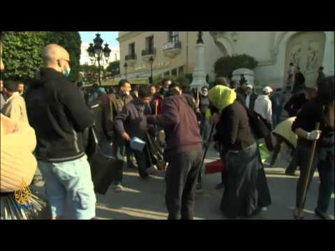Revolution Through Arab Eyes - Tunisia: The Revolt Continues