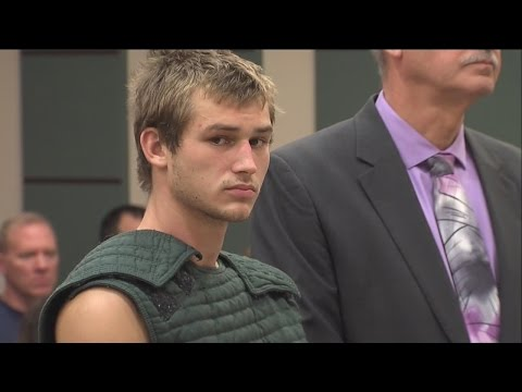 Logan Sinclair in court for murder of Parma Sunoco owner