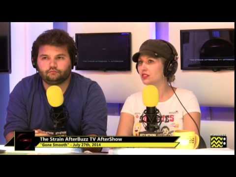 """The Strain After Show w/ Nikolai Witschl Season 1 Episode 3 """"Gone Smooth"""" 