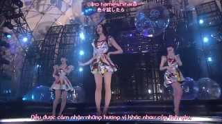 [Vietsub + Kara] Perfume - Enter the Sphere ~ Spring of Life ~ Magic of Love