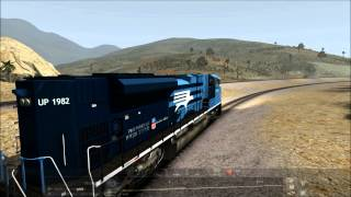 Train Simulator 2013 - EMD SD70 UP Heritage