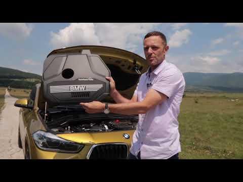 Zašto je manji od 'X jedinice'? BMW X2 - testirao Juraj Šebalj