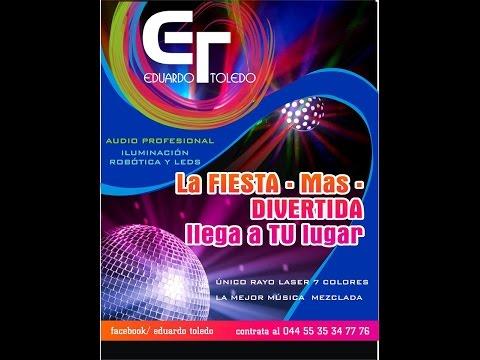 Dj Eduardo Toledo mixing live 2014