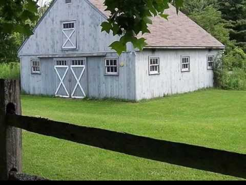 3 Bedroom - 3 Bath Home * With 2 Horse Barns - 8 Box Stall ...