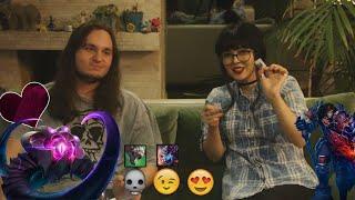 LoL | Dora ve Melodi Şampiyon Öldür - Evlen - Eğlen Oynuyor | # 1