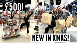 NEW IN PRIMARK CHRISTMAS 2018 / I SPENT £500!!