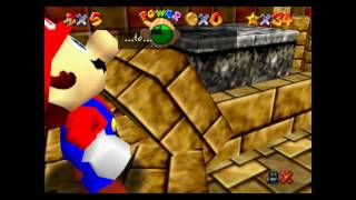 "SM64 [TAS] - Stand Tall on the Four Pillars (46""43)"