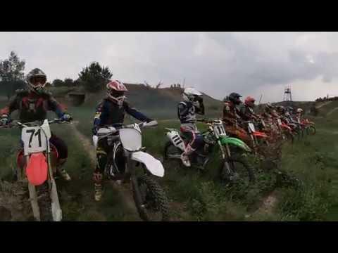 GoPro Hero 7 ТОП  Тренировка в Краснодоне Мотокросс