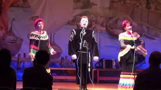Moscow Russian Song Music Trio Nina, Svetlana Smirnova, Yuriy Selivanov Ехал я из Берлина(, 2015-04-17T19:03:52.000Z)