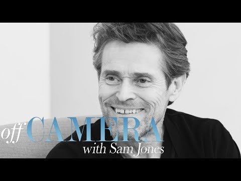 Willem Dafoe to Young Actors:  Strip the Baggage, Embrace the Unknown