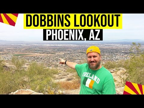 South Mountain, Phoenix AZ (Dobbins Lookout) | Moving / Living in Phoenix, Arizona