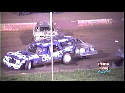Dixie Speedway Woodstock Ga Demolition Derby 8 23 03