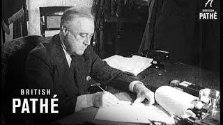 Roosevelt Signs! (1941)