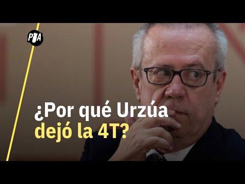 ¿Por qué Urzúa dejó la 4T de AMLO?