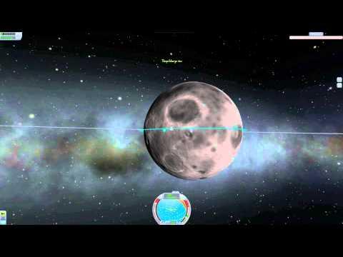 Svenskar spelar Kerbal Space Program